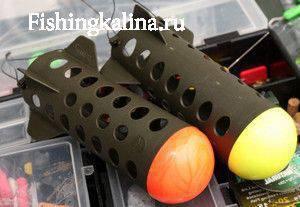 Ракета для прикармливания рыбы