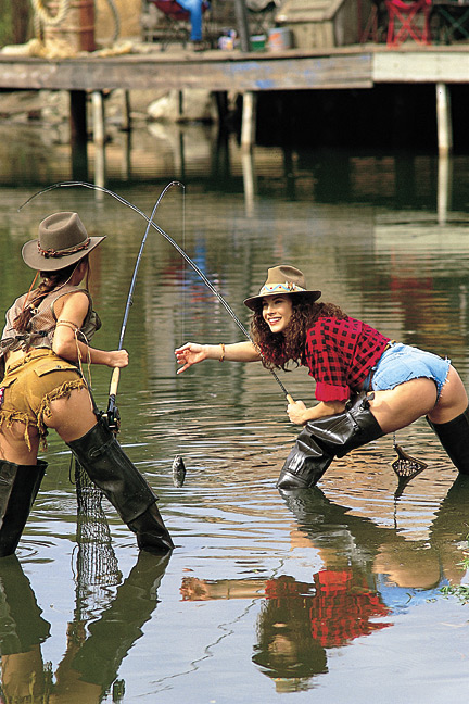 Следующая рыба будет крупнее