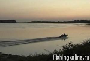 Рыбная ловля на реке Митинка