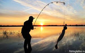 Рыбачьте с нами в сентябре