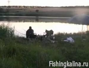 Рыбалка на карпа в Николаевской области
