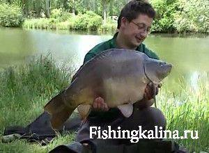 Современная карповая рыбалка