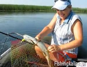 Рыбалка для женщин