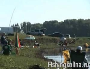 Рыбалка в районе Ростов-на-Дону на фидер