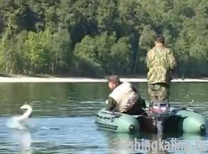 Рыбалка в Чивыркуйском заливе на Байкале