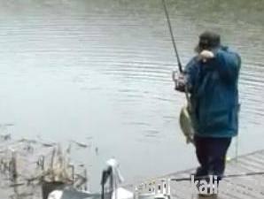 Рыбалка поплавочной удочкой
