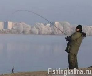 Куда поехать в Подмосковье зимой на рыбалку
