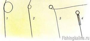 Изготовление поводков - советы по ловле щуки