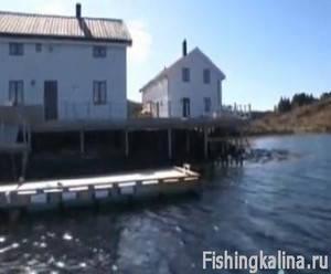Ловля рыбы в Норвегии