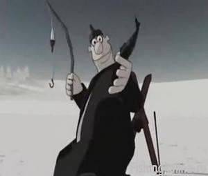 Смешной мультфильм про рыбалку о том