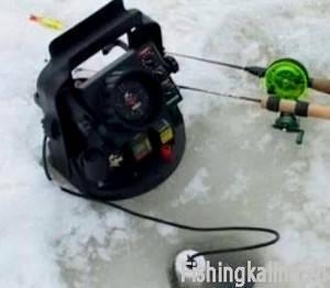 Для зимней рыбалки эхолот Vexilar