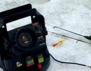 Флешер для рыбалки в зимнюю пору Vexilar