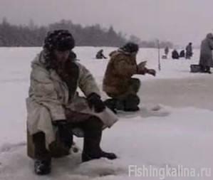 Ловля плотвы зимой на рыбалке в Подмосковье