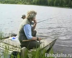 Ловля рыбы в стране Финляндия