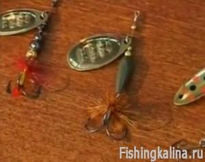 Вертушки для рыбалки
