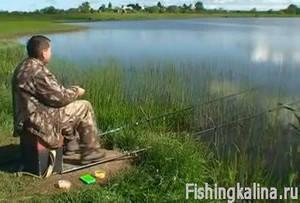 Поплавочная ловля весной карася
