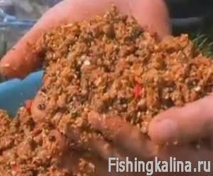 Прикормка для ловли карпа