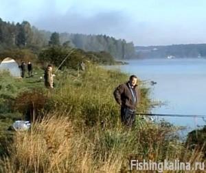 Селигер озеро - рыбалка