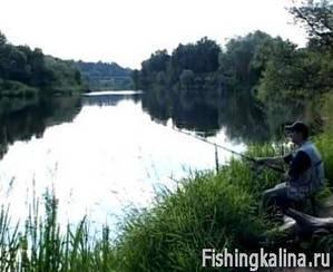 Куда поехать на рыбалку на Москва-реке