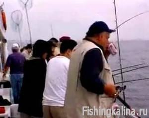 Рыбалка в Америке на рыбалке в Филадельфии