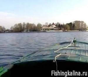 Рыбалка в Завидово комплекс отдыха
