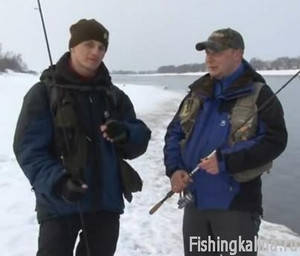 Видеоприложение Рыбалка на Руси
