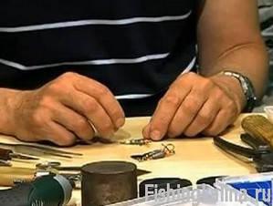 Как изготовить вертушку блесну cвоими руками