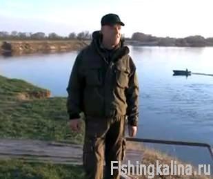 Ловля рыбы в Харабалинском районе на Ахтубе