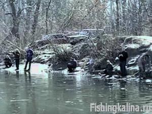 Запрет на рыбную ловлю 2012 года в период нереста рыбы