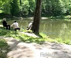 Рыбалка в Москве на платнике