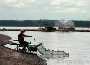 Ловля на фидерную снасть рыбы