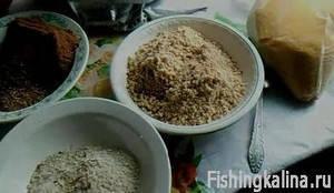 Как для рыбы сделать прикормку