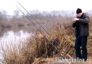 Результативная рыбалка на налима