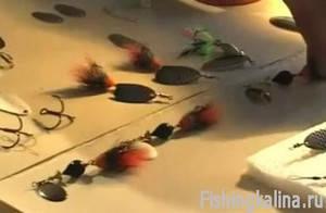 Самодельные рыболовные блесны на щуку, окуня