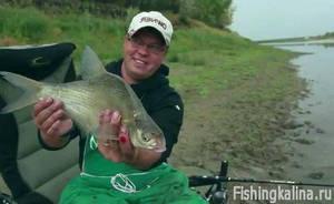 Рыбалка в Тюмени леща на фидер