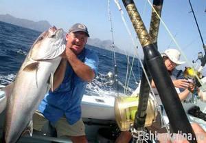 Кабо-Верде фото с морской рыбалки
