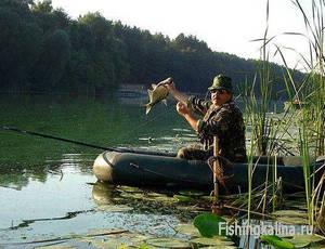 Рыбалка в июне на леща маховой удочкой в проводку