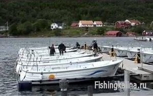 Рыболовный туризм в Норвегии