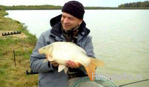 Рыбалка на карпа в Подмосковье