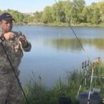 Днепровская рыбалка на фидер