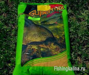 Прикормка Supermix Carp Scopex от Mondial-f