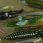 Съедобная резина для рыбалки спиннингом