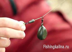 Снасть для рыбалки на буффало, сазана - running