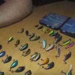 Ультралайтовые приманки для ловли рыбы спиннингом