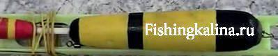 Снасть для рыбалки на пеленгаса