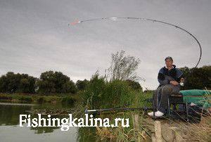Рыбалка на фидер для начинающих рыболовов