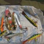 Особенности рыбалки на балансиры зимой