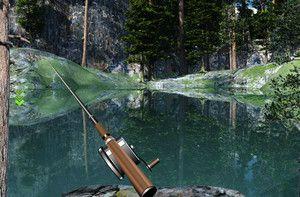 Играть флеш игру рыбалка на горном озере