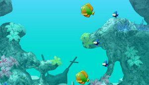 Играть в игру онлайн рыбка обжорка