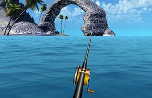 Морская рыбалка игра